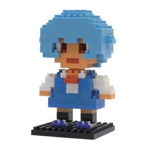 TOHAN NANOBLOCK // Ayanami Rei in School Uniform