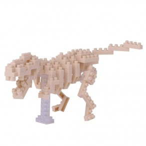Mini series NANOBLOCK // T-Rex Skeleton