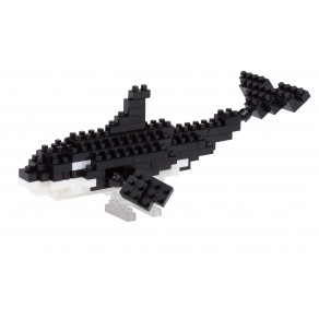Mini series NANOBLOCK // Orca