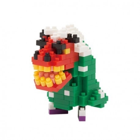 Mini series NANOBLOCK // Shishimai (Lion Dance)