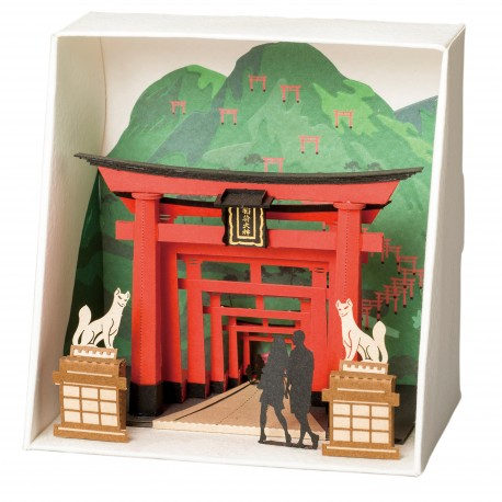 Inari Shrine - Papernano™
