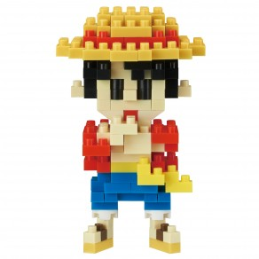 Luffy - One Piece x nanoblock™