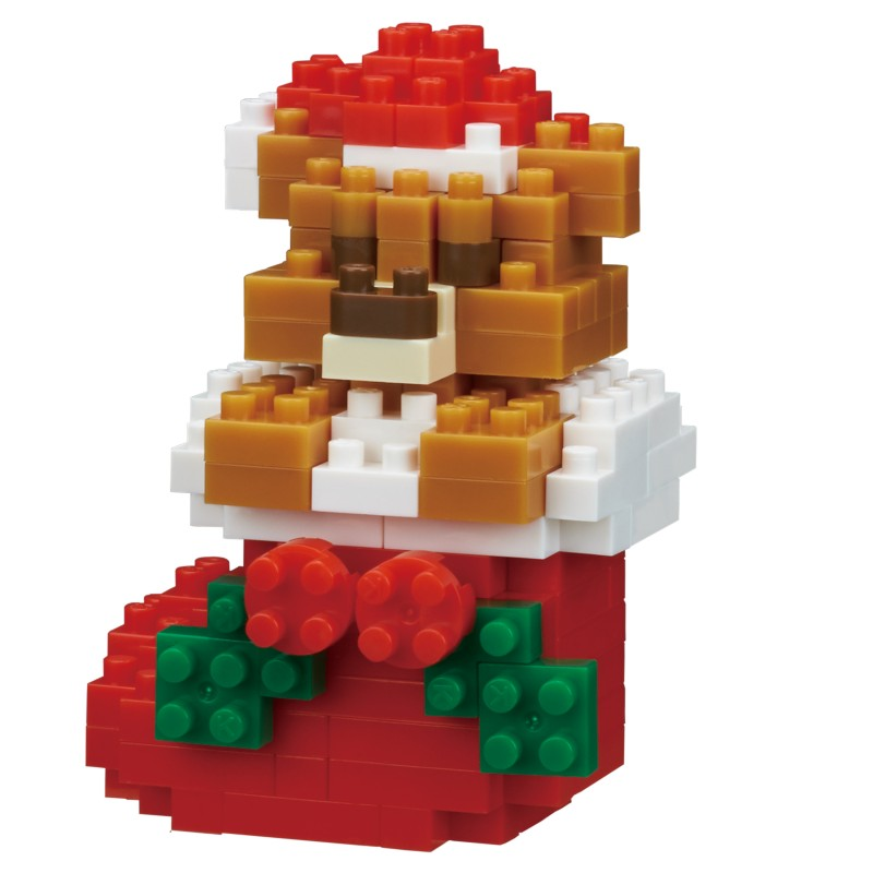 Nanoblock Christmas Night