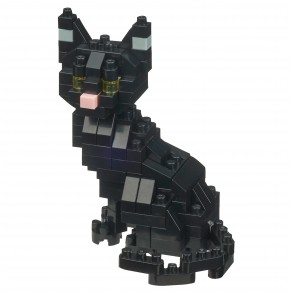 Chat noir - Cat Breed