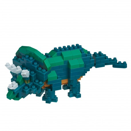 Triceratops 2 // Mini series NANOBLOCK